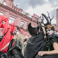 Черные ангелы :: Алена Бекетова
