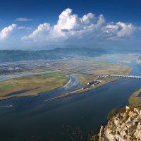 Река Сучан. :: Поток