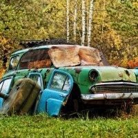 Дела давно минувших дней :: Дмитрий Конев
