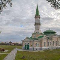 Мечеть с.Ембаево :: Алексей Астапенко