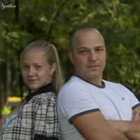 брат и сестра :: Евгений Вяткин