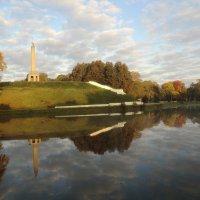 Великие Луки, Утро на Ловати, Отражение в воде... :: Владимир Павлов