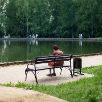 Одиночество :: Anna Lipatova