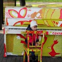Пианино :: Дмитрий Арсеньев