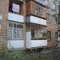 Современная архитектура домов, балконов...или уже не современная?.... :: Ольга Кривых
