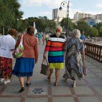 Яркий город Владивосток :: Sofia Rakitskaia