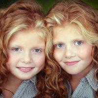 сестры близняшки :: екатерина ивина