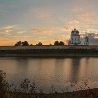 Утро на реке. :: Виктор Грузнов