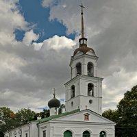 Свято-Никольский храм :: Олег Попков