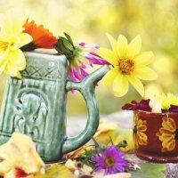 цветочное чаепитие1 :: ганичев алексей