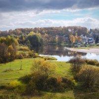 Осень на берегах Березины :: Владислав Писаревский