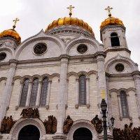 Храм Христа Спасителя :: Владимир Болдырев
