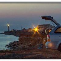 вечером у моря :: Sergey Bagach