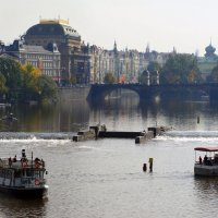 Осень в Праге :: Ирина Румянцева