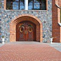 """Одна из дверей """"Резиденции Королей"""". :: Валерия Комова"""