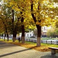 Осеннее тепло :: Кристина Кеннетт