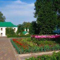 В Борисоглебском монастыре :: Grey Bishop