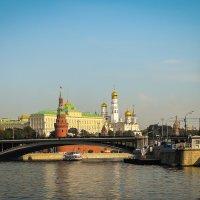 Фотопрогулка в Москву. :: Nonna
