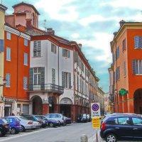 Разноцветный квартал, Модена :: M Marikfoto
