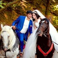 Свадьба Армана и Риммы :: Андрей Молчанов