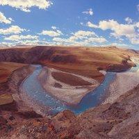 Sary-Dzhaz river... :: TravelUp .