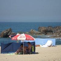 На пляже :: Natalia Harries