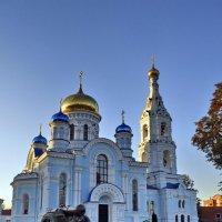 Успенская церковь, :: Алексей Ковынев