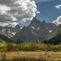 Гора Чотча (3637 м над у.м.) :: Аnatoly Gaponenko