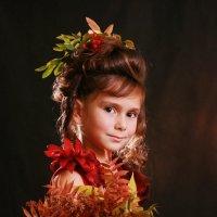 Осенний портрет :: Римма Алеева