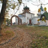 Дорога к храму :: Олег Платонов
