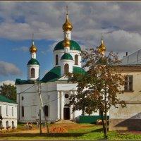 Церковь Иконы Божией Матери Феодоровская в Богоявленском Угличском монастыре, 1805-1818. :: Дмитрий Анцыферов