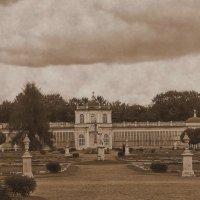 Старый парк, старый павильон... :: M Marikfoto