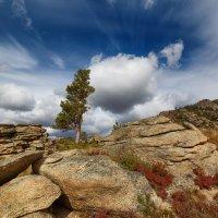 Камни и небо. :: Виктор Гришенков