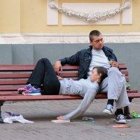 Праздник отшумел ... :: Александр Степовой