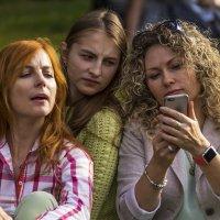 Три девицы.. :: Александр