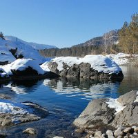 Голубые озера на Аскате :: И.В.К. ))