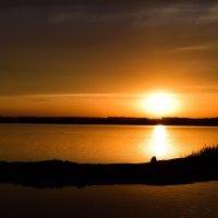 озеро Горькое :: Анастасия Сосковец