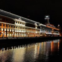 Москва :: Александр Чеботарев