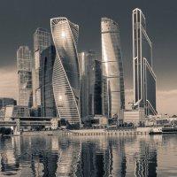Гармония стекла и бетона :: Сергей Балкунов