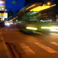 trolley bus :: Павел