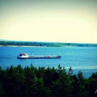 волга :: Дмитрий Кобанов