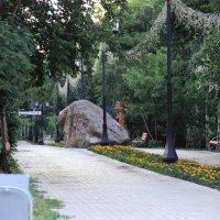 В парке :: Иван Иванов