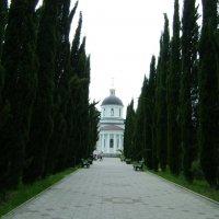 Дорога к Храму :: Валентина Юшкова