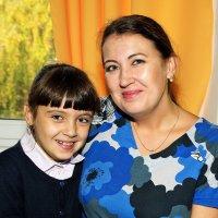 Мама и дочка :: Александр Парамонов