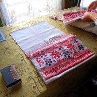Бабушкина вышивка :: Светлана Лысенко