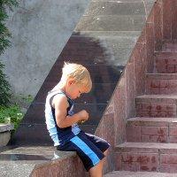 Ребенок №1 :: Canon PowerShot SX510 HS