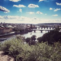 Прага :: Татьяна Бибичева