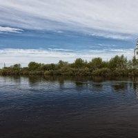Большая вода :: Сергей Елесин