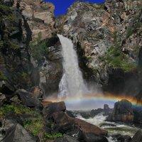 Водопад Кур-куре :: Вадим