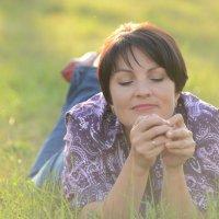 Тёплая осень :: Вета Жаринова